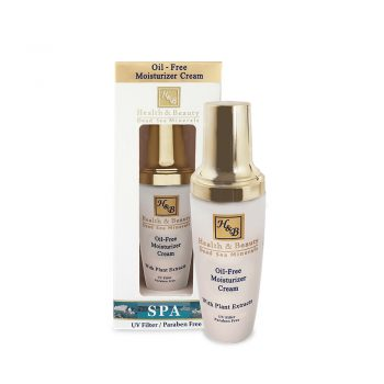 Oil-Free Moisturizer Cream - 50ml / 1.76 fl.oz