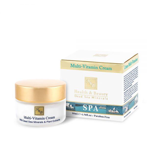 Multi-Vitamin Cream SPF-20, 50ml / 1.76 fl.oz