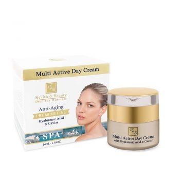Multi-Active Day Cream With Hyaluronic Acid and Caviar Extract - 50ml / 1.76OZ