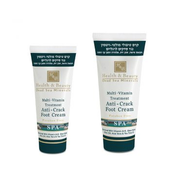 Multi-Vitamin Treatment Anti-Crack Foot Cream