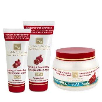 Firming & Nourishing Pomegranates Cream