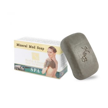 Mineral Mud Natural Soap - 125gr / 4.4oz