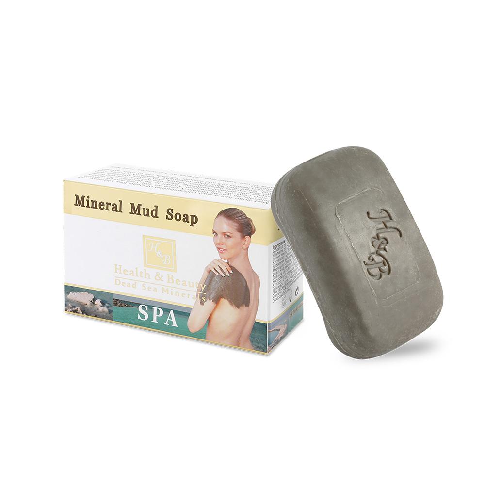 Mineral Mud Natural Soap - 125gr / 4.4oz