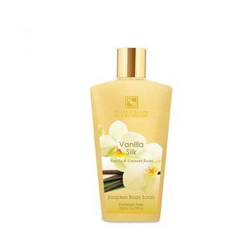 אל סבון פילינג ארומטי לגוף - וניל משי