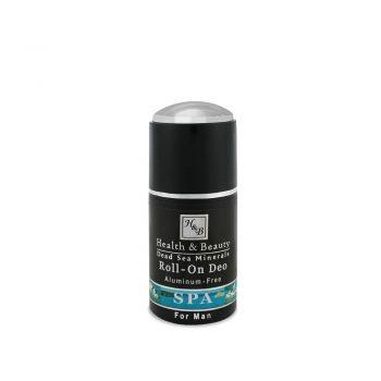 Roll On Deodorant Aluminum Free, for Man - 80ml / 2.7oz