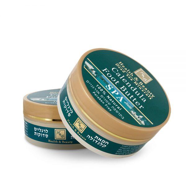 Calendula Butter for Cracked Feet - 100ml / 3.4 fl.oz