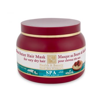 Shea Butter Hair Mask - 250ml / 8.4FL.OZ