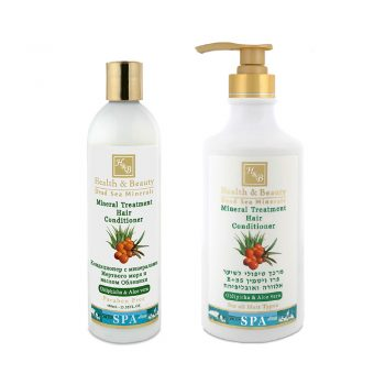 Mineral Treatment Hair Conditioner Obliphicha & Aloe Vera