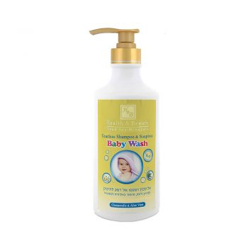 Tearless Shampoo & Soapless Baby Wash - 780 ml / 26.37 oz