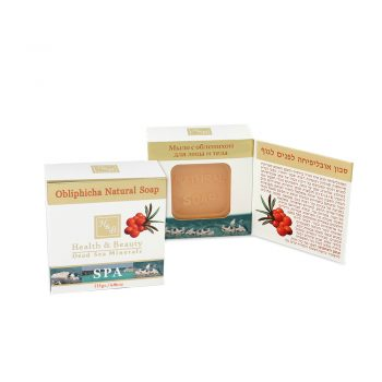 Obliphicha Natural Soap - 115gr / 4.06 oz
