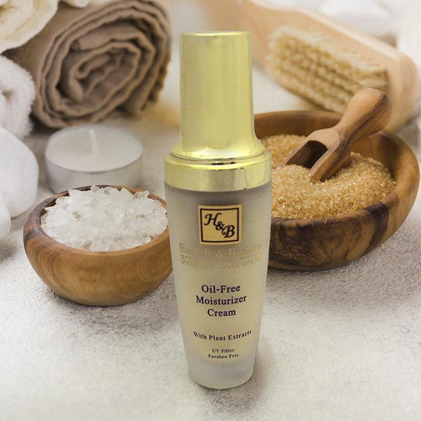 Oil Free Moisturizer Cream